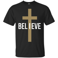 Believe Cotton Shirt-Apparel-Our Lord Style