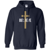 Believe Pullover Hoodie-Apparel-Our Lord Style