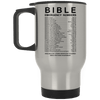 Bible Emergency Numbers Mug-Accessories-Our Lord Style