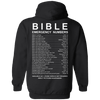 Bible Emergency Numbers (Tees, Hoodies & Sweatshirts) 50% OFF-Apparel-Our Lord Style