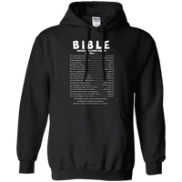 Bible Emergency Telephone Numbers Call When-Apparel-Our Lord Style