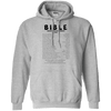 Bible Emergency Telephone Numbers Call When Pullover Hoodie-Apparel-Our Lord Style