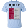 Bible Holy Hotline Cotton Shirt-Apparel-Our Lord Style