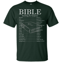 Bible Searching The Scriptures V2-Apparel-Our Lord Style