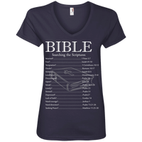 Bible Searching The Scriptures V2 Cotton Shirt-Apparel-Our Lord Style