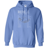 Bible Searching The Scriptures V2 Pullover Hoodie-Apparel-Our Lord Style