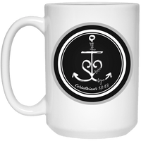 Corinthians 13:13 Mug-Apparel-Our Lord Style