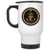 Corinthians 13:13 Mug Gold-Apparel-Our Lord Style