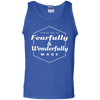 Cotton Tank Top-T-Shirts-Our Lord Style