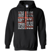 Cross Of Words (1 John 4:9-10)-Apparel-Our Lord Style