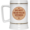 Do Not Bear False Witness Against Your Neighbours-Apparel-Our Lord Style