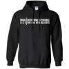 Everything Is Possible For One Who Believes (Mark 9:23) Pullover Hoodie-Apparel-Our Lord Style