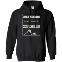 Faith Can Move Mountains Pullover Hoodie-Apparel-Our Lord Style