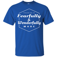 Fearfully & Wonderfully Made (Psalm 139:14)-Apparel-Our Lord Style