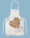 God Daily Bread Apron-Apparel-Our Lord Style