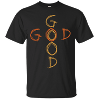God Good Cotton Shirt-Apparel-Our Lord Style