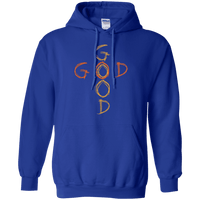 God Good Pullover Hoodie-Apparel-Our Lord Style