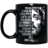 God So Loved The World (KJV) - Cups/Mugs-Apparel-Our Lord Style