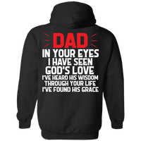 God's Love (Back Design)-Apparel-Our Lord Style