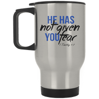 He Has Not Given You Fear (1 Timothy 1:7)-Apparel-Our Lord Style