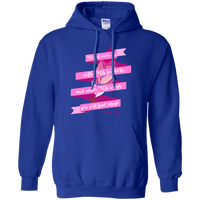 He Will Cover You With His Feathers And Under His Wings You Will Find Refuge (Psalm 91:4) Pullover Hoodie-Apparel-Our Lord Style