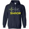 Hope In My Savior Pullover Hoodie-Apparel-Our Lord Style