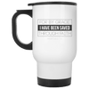 I Have Been Saved Mug-Apparel-Our Lord Style