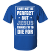 I May Not Be Perfect - Tees & Hoodies-Apparel-Our Lord Style