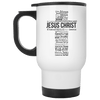 Jesus Christ Mug-Apparel-Our Lord Style