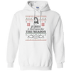 Jesus Is The Reason For The Season Pullover Hoodie-Apparel-Our Lord Style