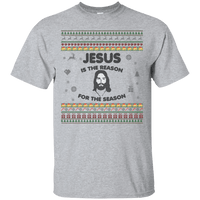Jesus Is The Reason For The Season V2-Apparel-Our Lord Style