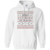Jesus Is The Reason For The Season V4-Apparel-Our Lord Style
