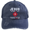 Jesus The Original Fire Starter Cap-Apparel-Our Lord Style