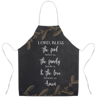 Lord Bless Prayer Apron-Apron-Our Lord Style