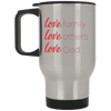 Love Family Love Others Love God-Apparel-Our Lord Style