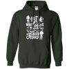 Love Is A Man Called Jesus (Hoodies)-Apparel-Our Lord Style