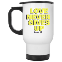 Love Never Gives Up (I Cor 13)-Apparel-Our Lord Style