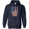 One Nation Under God Hoodies/Sweatshirts (Front Design)-Apparel-Our Lord Style