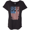 One Nation Under God (Ladies' Front Design)-Apparel-Our Lord Style
