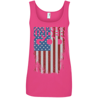 One Nation Under God Tank Tops (Front Design)-Apparel-Our Lord Style