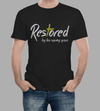 Restored By His Saving Grace-Apparel-Our Lord Style