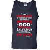Romans 1:16 - Tees & Hoodies Cotton Tank Top-Apparel-Our Lord Style
