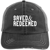 Saved & Redeemed Caps-Apparel-Our Lord Style