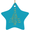 SUBORNS Ceramic Star Ornament-Housewares-Our Lord Style