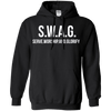 S.W.A.G Pullover Hoodie-Apparel-Our Lord Style