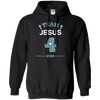 Team Jesus 4 Ever Pullover Hoodie-Apparel-Our Lord Style