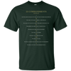 Ten Commandments (Exodus 20)-Apparel-Our Lord Style
