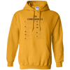 Ten Commandments V2 Pullover Hoodie-Apparel-Our Lord Style