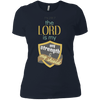 The Lord Is My Strength & My Shield Women's Shirt-Apparel-Our Lord Style