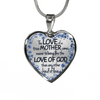 The Love Of A True Mother Silver Necklaces & Bangles-Jewelry-Our Lord Style